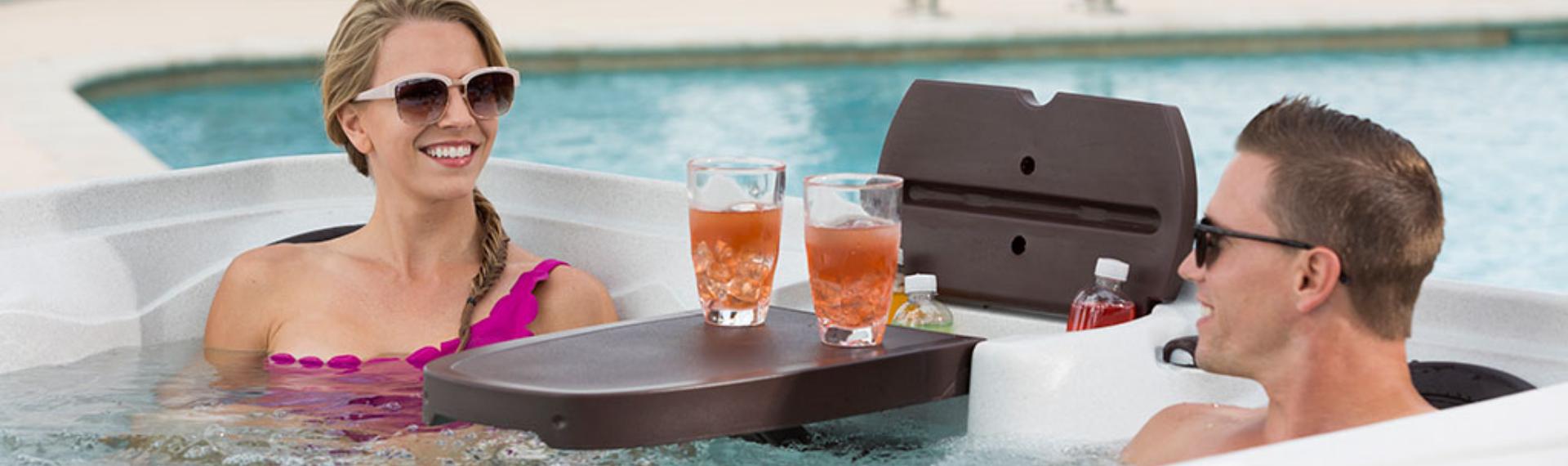 Cabana Suite Hot Tub | A6 Hot Tubs