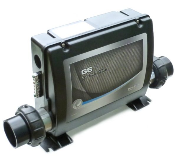 Balboa electronic control pack with paired topside control. Complete spa pack Balboa GS500Z 2.0kW