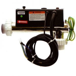 LX H30-R2 3.0KW 1.5 inch heater (L-Shape) | A6 Hot Tubs