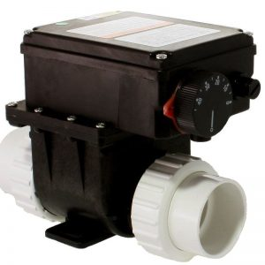 LX H30-RS1 3.0KW 1.5 inch heater With Thermoregulator | A6 Hot Tubs