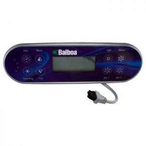 Balboa ML700 Touch Panel 2 pump with air | A6 Hot Tubs