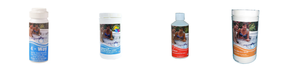 Hot Tub Chemicals for Sale