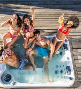 Party Hot Tubs for sale Northampton | A6 Hot Tubs