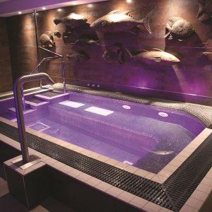 Tiled spa installer Bedford | A6 Hot Tubs