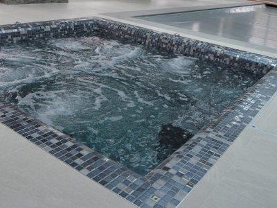 Tiled Spas