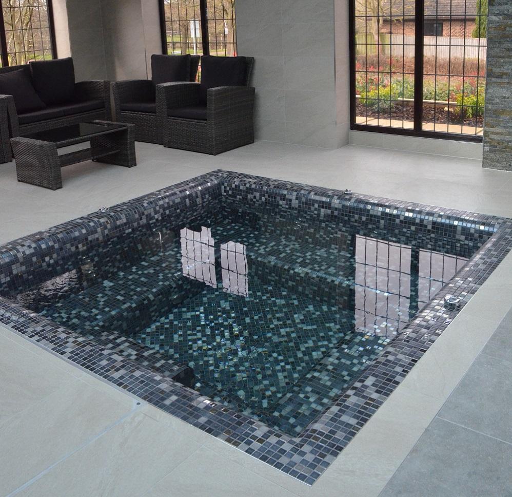 Custom Tiles Spa installer