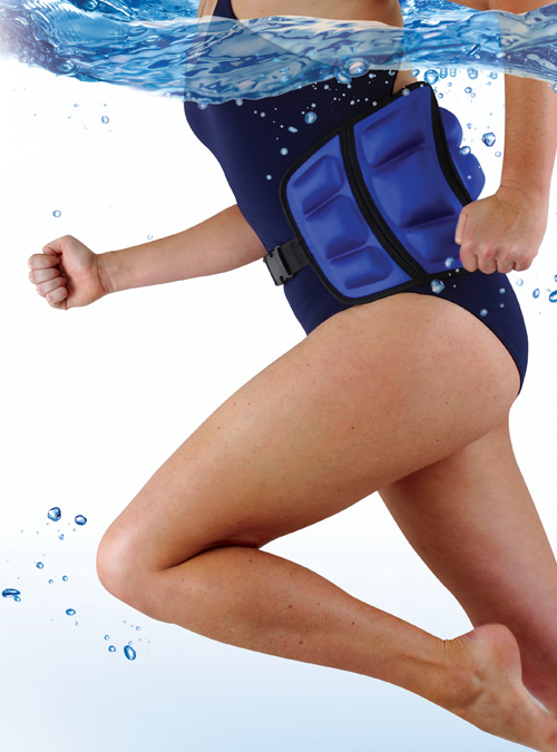 Hydro Resistance Exercise Belt | A6 Hot Tubs