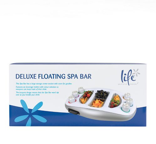 Floating Hot Tub Bar