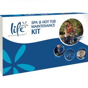 Life Hot Tub Maintenance Kit | A6 Hot Tubs
